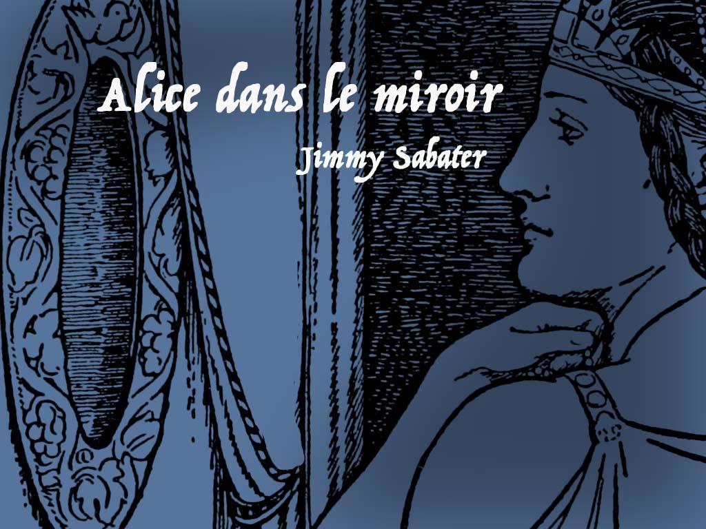 Mus e d 39 histoires imaginaires for Alice dans le miroir balthus